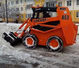 Уборка снега ручная и механизированная. Вывоз